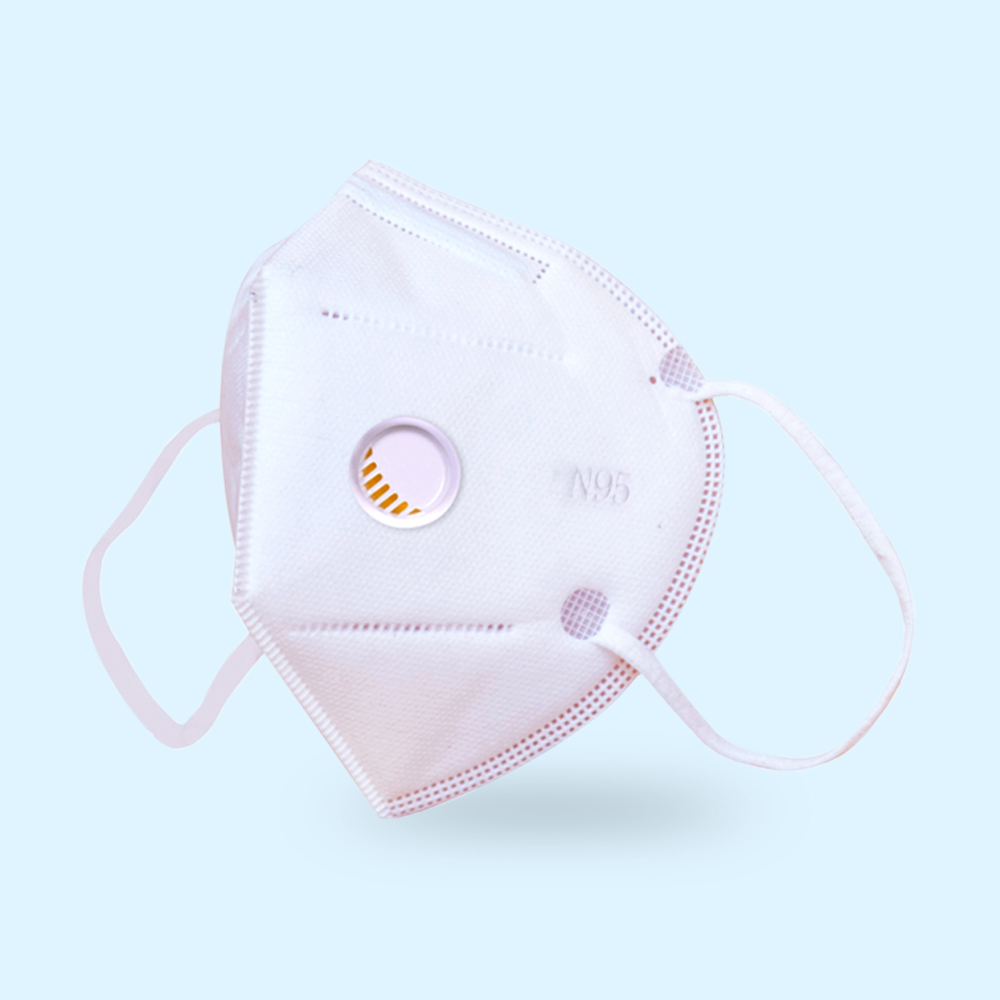 N95 Face Masks With Valve